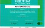 Certfikat-Nutraceutyki-i-ywno-Funkcjonalna-w-Zdrowiu-i-Chorobie_Klaudia-Winiewska