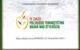Certyfikat IV Zjazd Polskiego Towarzystwa Bada nad Otyoci_Klaudia Winiewska