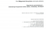 Certyfikat Szkolenie Zagroenie samobjstwem Interwencja Kryzysowa wobec Dzieci Modziey Dorosych_Magorzata Kaczyska