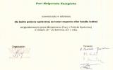 Certyfikat Szkolenie dla Kadry Pomocy Spoecznej Wsparcia Ofiar_Magorzata Jolanta Kaczynska