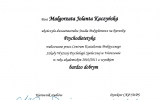 Dyplom Psychodietetyka_Magorzata Jolanta Kaczyska
