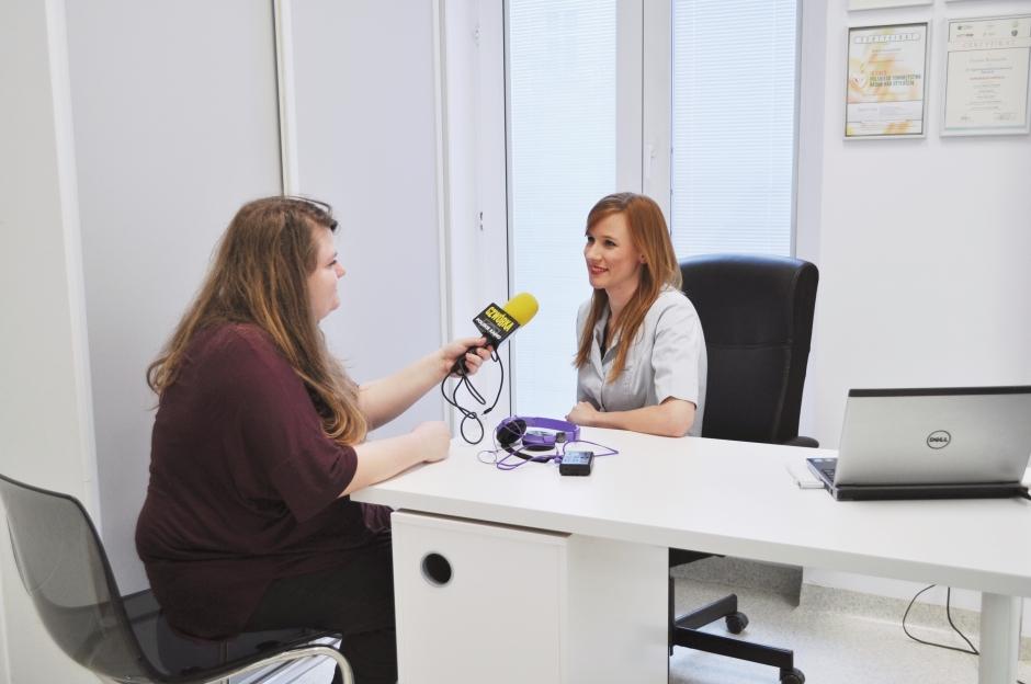 Czy dieta śródziemnomorska chroni mózg przed starzeniem? - wywiad dla Czwórki - Polskiego Radia