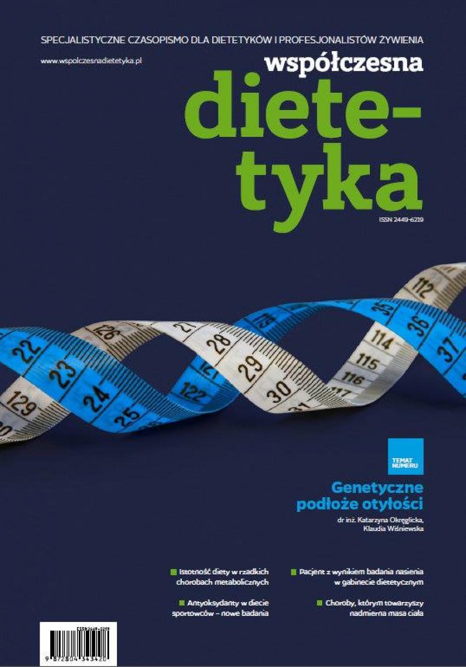 Nowy magazyn! Współczesna Dietetyka