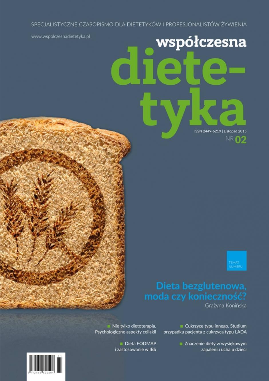 Nowy numer Współczesna Dietetyka